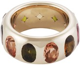 Lo Spazio Jewelry Lo Spazio Multi Colored Tourmaline Ring