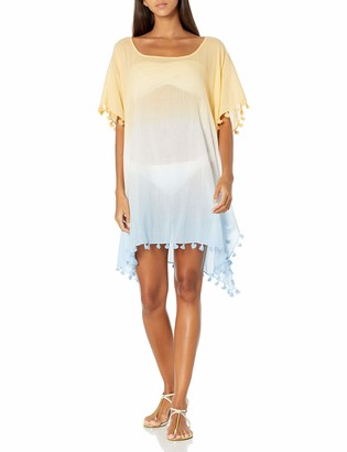 Seafolly Women's Amnesia Kaftan Swimsuit Cover Up