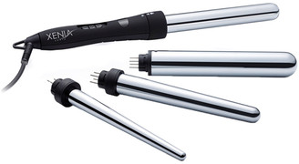 Xenia Hair Tools Xenia Paris Titanium Twist 4-In-1 Ceramic Curling Iron Set