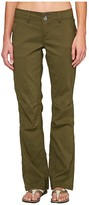Prana Halle Pant (Cargo Green) Women's Casual Pants