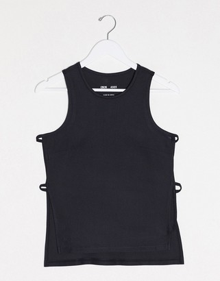 ASOS 4505 tank with open side detail