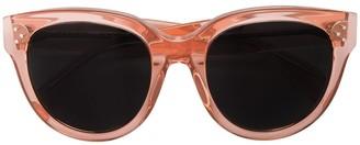Celine pink Audrey sunglasses