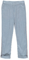 Bellerose Sale - Loza Striped Trousers