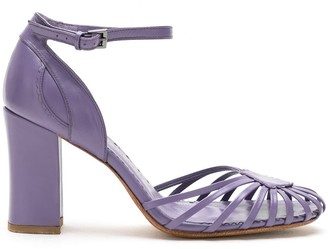 Sarah Chofakian Iconic leather sandals