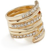 GUESS Monica Gold-Tone Ring Set