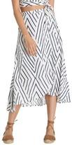 Billabong Women's Time Again Woven Midi Skirt