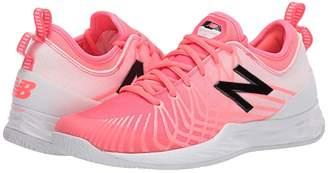 New Balance Fresh Foam Lav (Lemon Slush/White) Women's Tennis Shoes