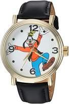 Disney Men's 'Goofy' Quartz Metal Casual Watch