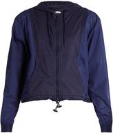 adidas by Stella McCartney Essentials hooded performance jacket