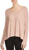 Halston Lightweight Cashmere Blend Sweater