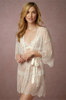 BHLDN Leandra Lace Robe