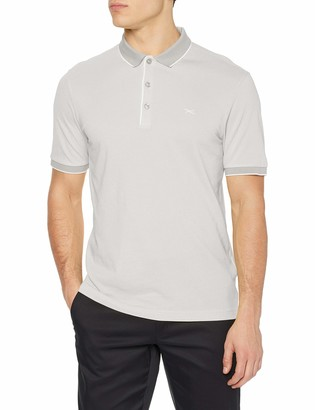 Brax Men's Pius Casual Cotton Polo Shirt