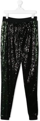 MonnaLisa TEEN sequin leggings