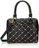 Betsey Johnson LUV BETSEY by Touch My Heart Mini Satchel Handbag