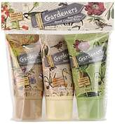 Heathcote & Ivory Gardeners Shea Butter Hand Cream Trio, 3 x 30ml
