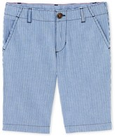 Petit Bateau Boys striped bermuda shorts