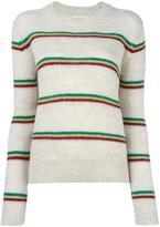 Etoile Isabel Marant 'Goya' jumper - women - Linen/Flax/Polyester/Alpaca/Wool - 36