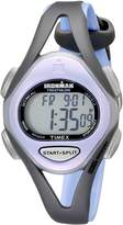 Timex Women's T5E511 Ironman Sleek 50 Mid-Size Resin Strap Watch