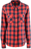 Levi's Women's Boston Red Sox Buffalo Western Button-Up Shirt