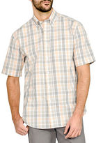 Haggar Plaid Sport Shirt