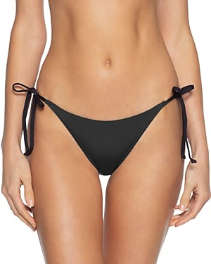Becca by Rebecca Virtue Color Code Side-Tie Bikini Bottom