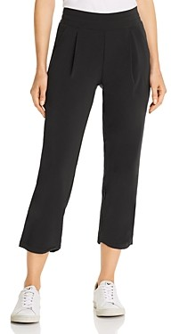 Hue Travel Adjustable-Cuff Cropped Pants