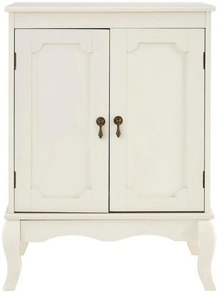 Premier Housewares Marcella Double Door Bathroom Cabinet