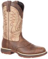Durango Rebel Round Toe (Men's)