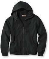 L.L. Bean Katahdin Iron Works Hooded Canvas Jacket