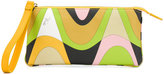 Emilio Pucci printed make-up bag