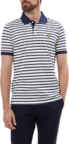 Lyle & Scott Breton Polo Top, Off White