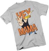 Cartoon Network Hey Mama - Johnny Bravo - CN Adult T-Shirt