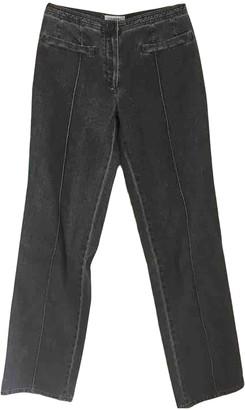 Chanel Grey Denim - Jeans Jeans
