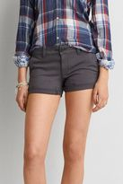 American Eagle Outfitters AE Twill X Midi Short