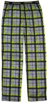 Calvin Klein Boys' Plaid Pajama Pants