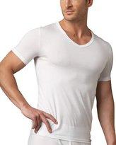 Hanro Cotton Sensation V-Neck T-Shirt