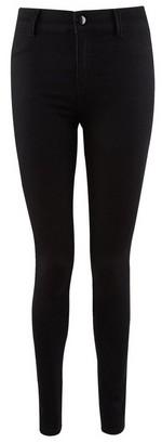 Dorothy Perkins Womens Black 'Frankie' Super Skinny Denim Jeans, Black