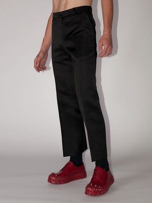Prada Double Satin Pants