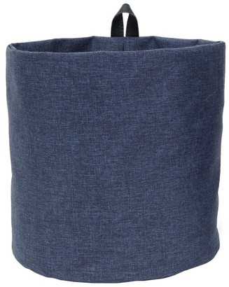 Bigso Box Of Sweden Oui X Bigso Hang Around Soft Storage Bin Navy Large