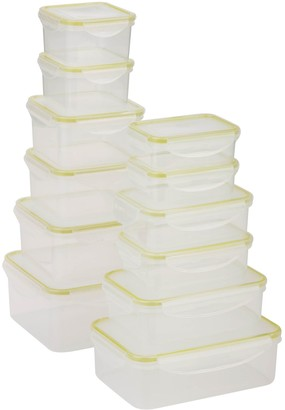 Honey-Can-Do 24-Piece Locking Food Storage Set