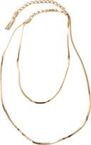 Lanvin Art Deco Long Necklace