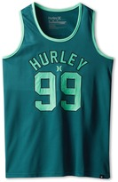 Hurley Dri Fit B Ball Tank Top (Big Kids)