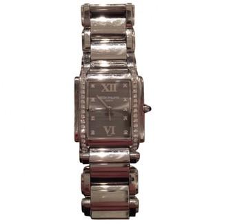 Patek Philippe Twenty Four Silver Steel Watches