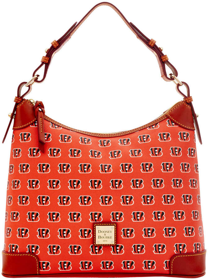 Dooney & Bourke NFL Bengals Hobo