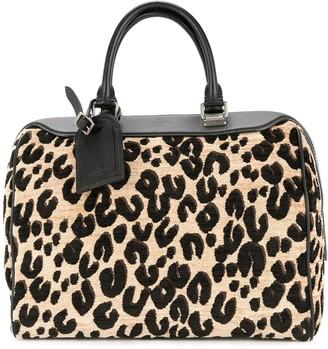 Louis Vuitton pre-owned Leopard Speedy hand bag