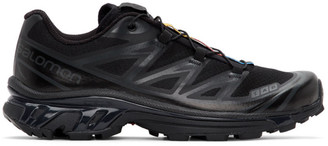 Salomon Black Limited Edition XT-6 ADV Sneakers