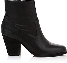 Frye Women's Essa Leather Western Booties