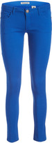 Couture Miss Kitty Women's Denim Pants and Jeans Royal - Royal Blue Low-Rise Skinny Jeans - Juniors