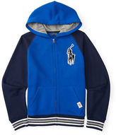 Ralph Lauren Boys 8-20 Cotton Blend Hoodie