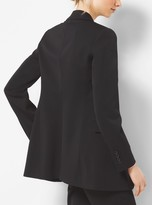 Michael Kors Stretch-Wool Blazer